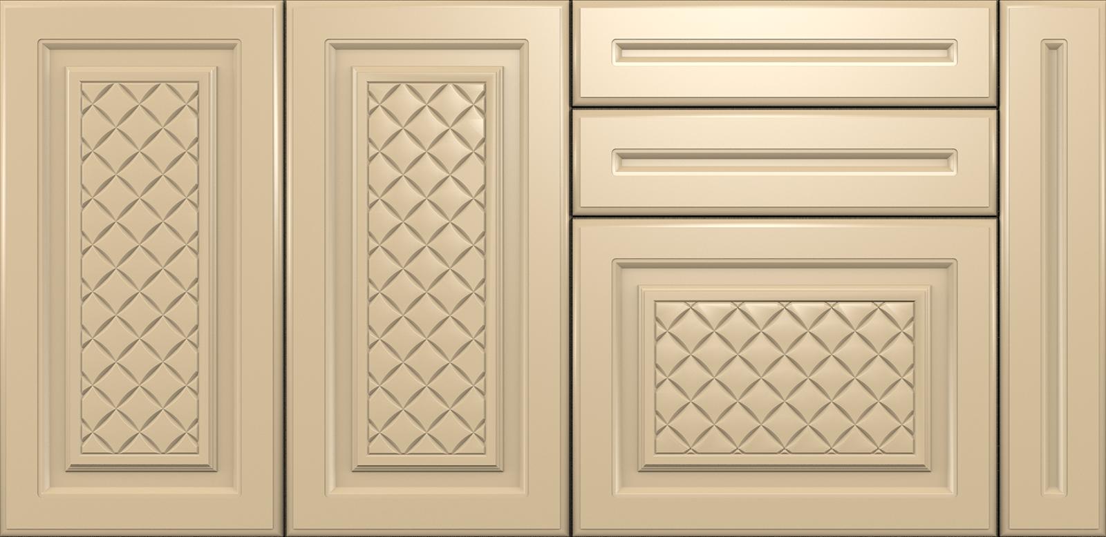 Fronturi MDF frezate - Colectia Pattern - ATENA
