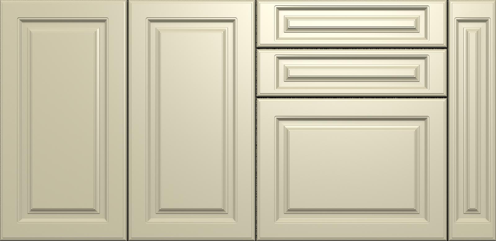 Fronturi MDF frezate - Colectia Clasic - G10