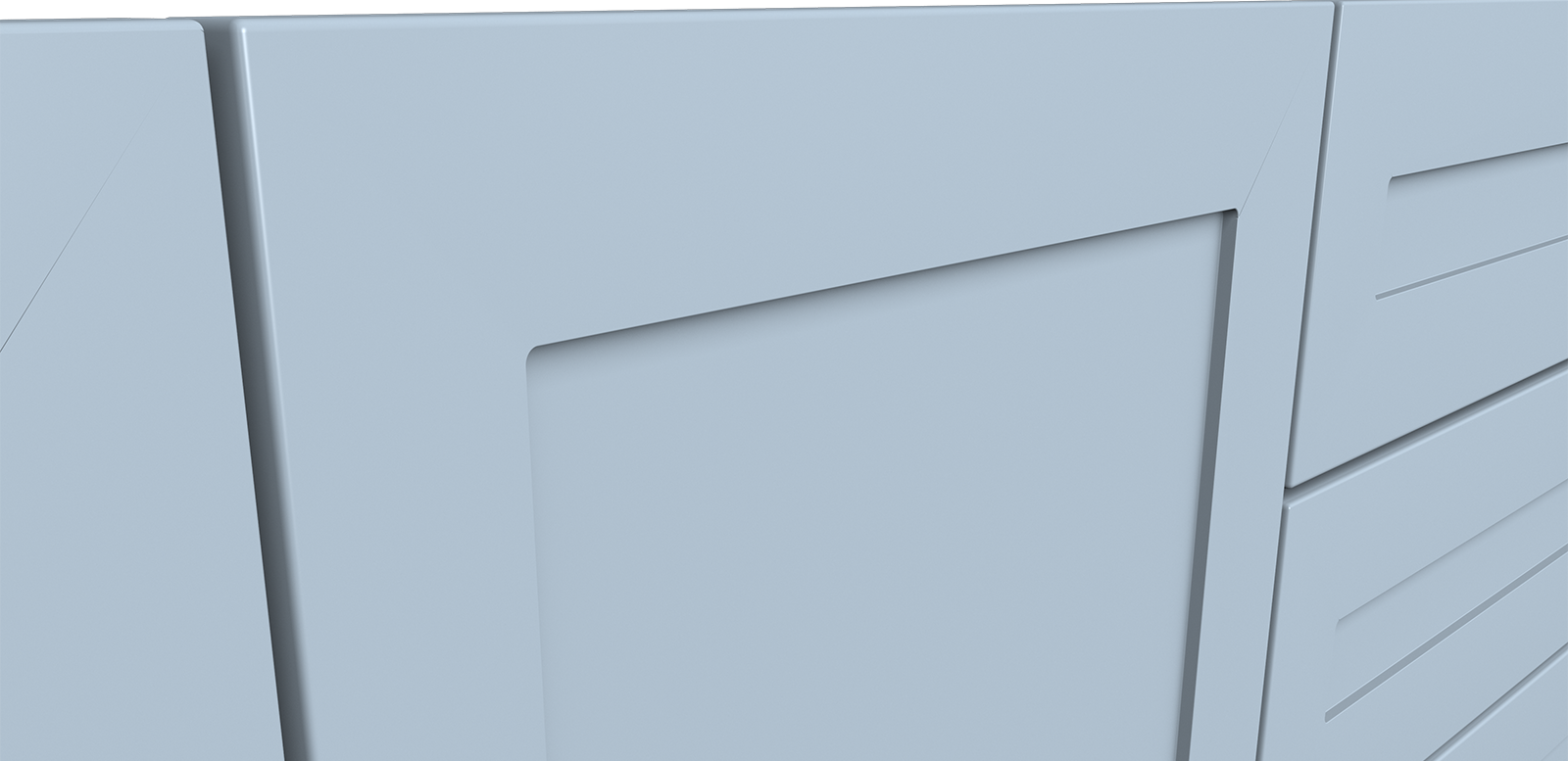 Fronturi MDF frezate - Colectia Modern - KL5