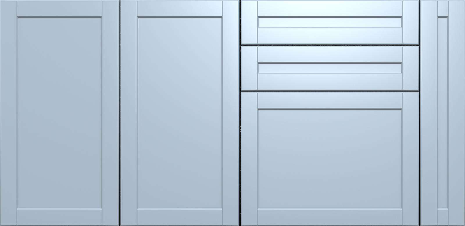 Fronturi MDF frezate - Colectia Modern - KV5