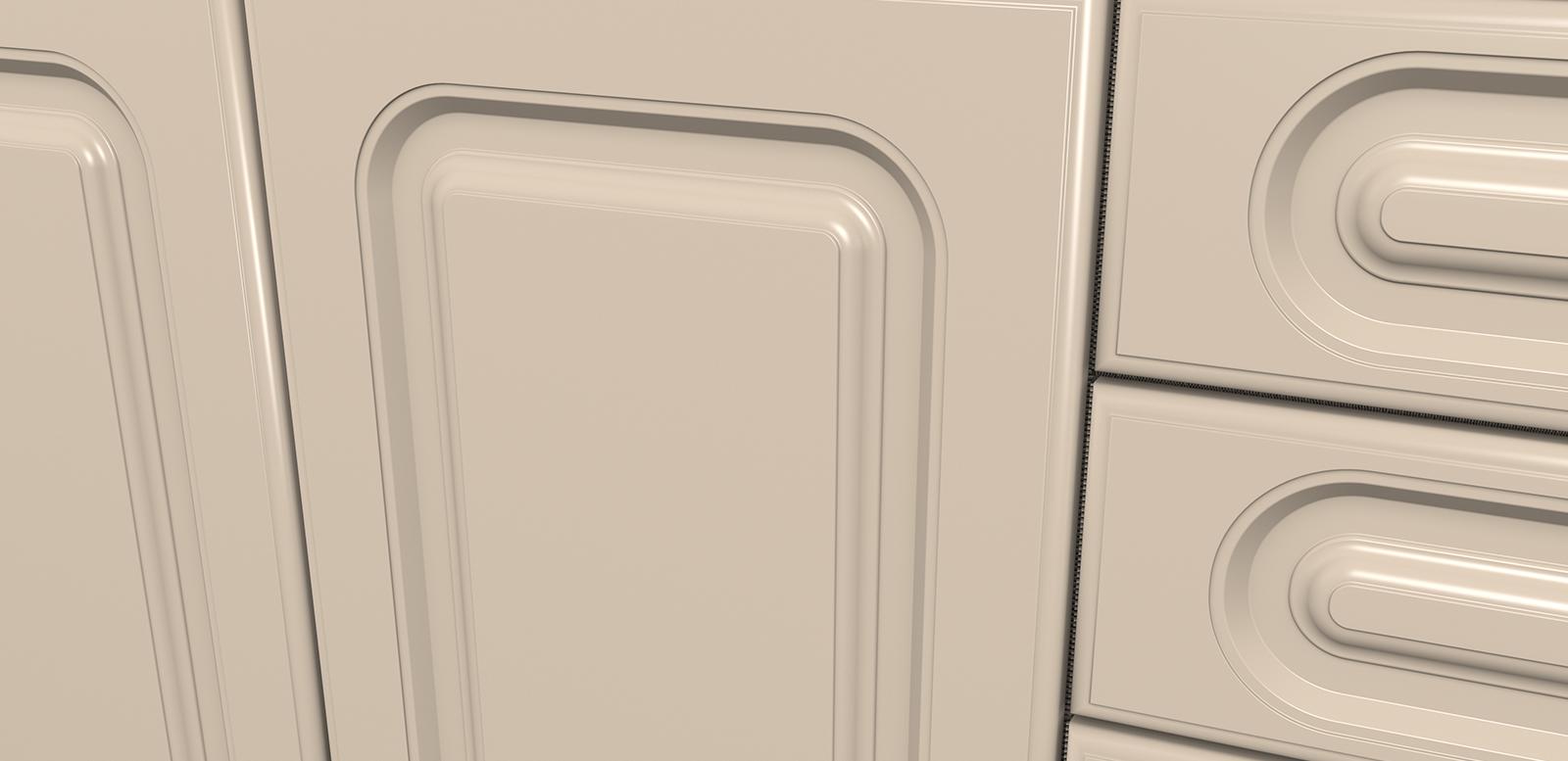 Fronturi MDF frezate - Colectia Clasic - M10R