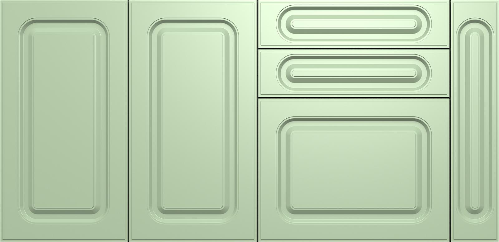 Fronturi MDF frezate - Colectia Clasic - V90R